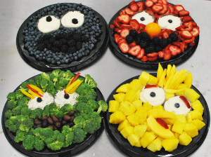 fruit platter ideas for kids party